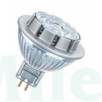 LED lámpa MR tükrös 7.2W- 50W 12V GU5.3 621lm 827 36° 15000h 1430cd LED Parathom RF MR16 LEDVANCE