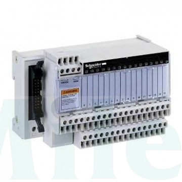 16 DI, 24VDC, Type 2 bemenet, LED