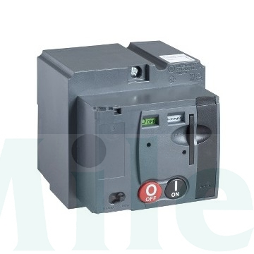 110–130V DC MT100/160 motor SDE adapterrel