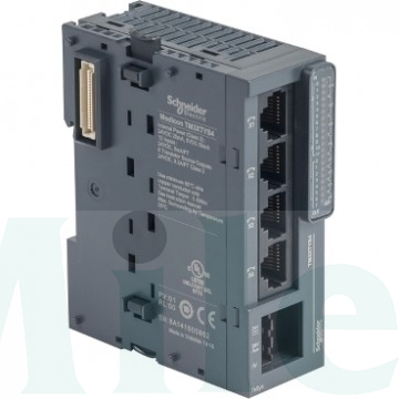 Bővítő modul TM3-TESYS INTERFACE 4xRJ45