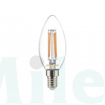 LED Sylvania TOLEDO RT CANDLE 470LM E14 SL