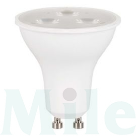 LED lámpa akciós tükrös 3W- 220-240V AC GU10 240lm LED3/GU10/827/100-240V/35/BX1/8 GE Lighting