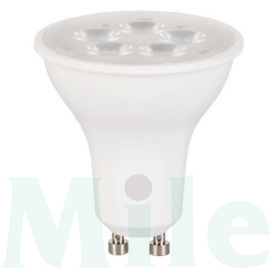LED lámpa akciós tükrös 4.5W- 220-240V AC GU10 LED4.5/GU10/840/100-240V/35/BX1/8 GE Lighting