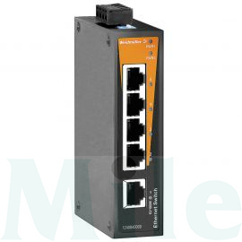 IE-SW-BL05-5TX Ipari ethernet switch 5 port 1240840000